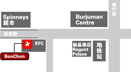 BONCHON MAP