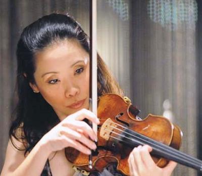 小提琴家 杨岷