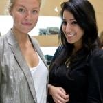 StellaMcCartney@DubaiMall Jessica AlexaMason&NoreenWasti