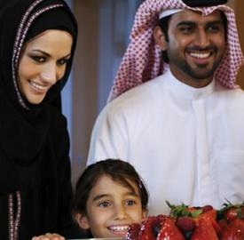 阿拉伯家庭