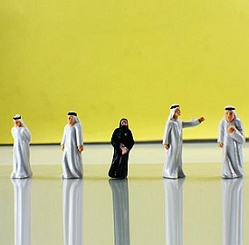 阿拉伯小人