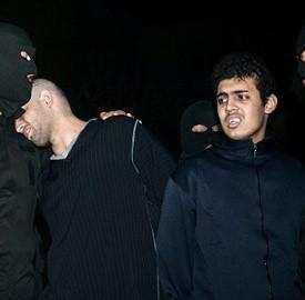 伊朗歹徒被执行绞刑
