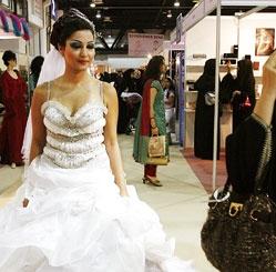 中东婚纱展