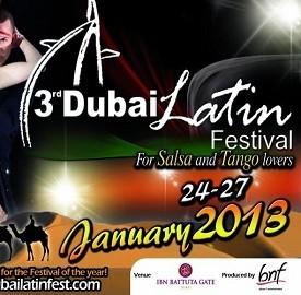 迪拜拉丁舞艺术节