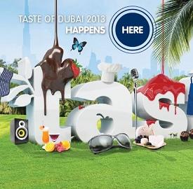 迪拜美食节2013