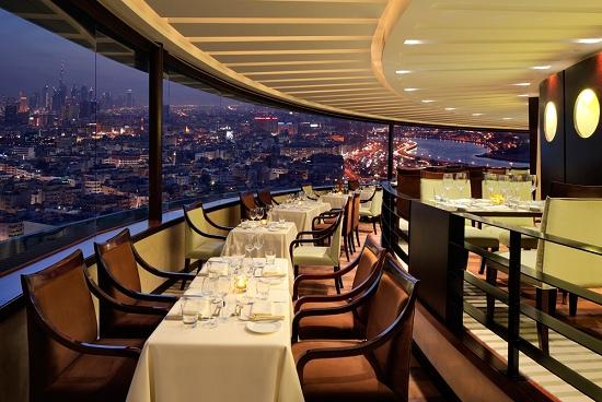 Hyatt Regency Dubai - Al Dawaar Revolving Restaurant - 1