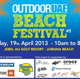 OutdoorUAE Beach Festival #2