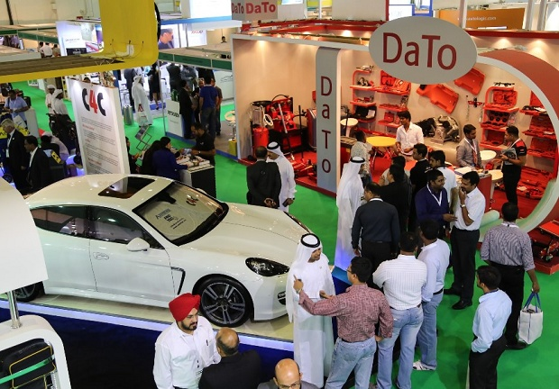 Automechanika Dubai 2013