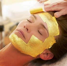 Gold facials dubai