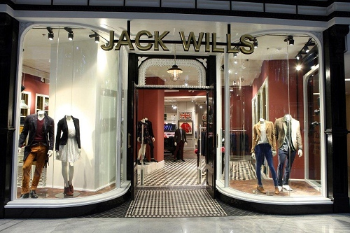 Jack Wills - dubai mall