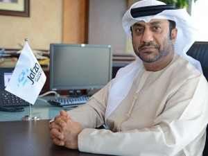 Ibrahim Al Janahi, Dy. CEO, Jafza and CCO of EZW