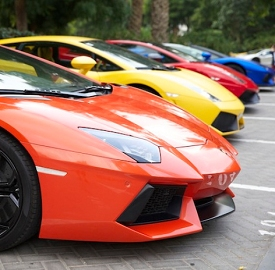 Lamborghini 50th