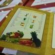 arabic menu