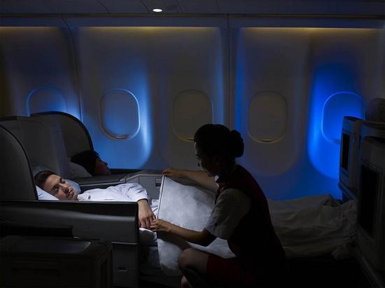 A330-200公务舱服务(2)