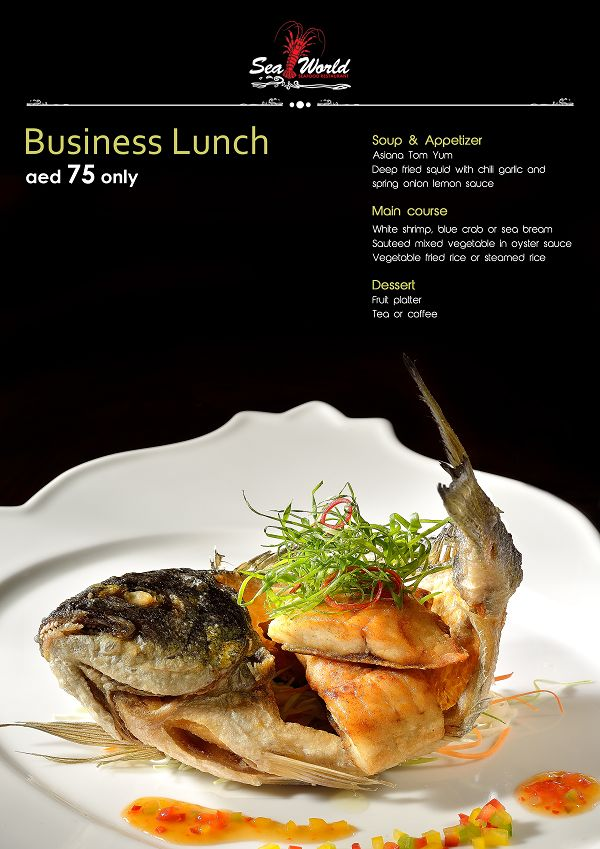 Business+Lunch