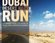 Dubai Desert Road Run
