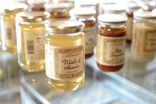 自制果酱蜂蜜
