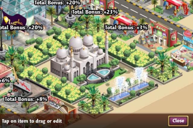 谢赫扎伊的清真寺还原了
