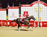 2001 CAPTAIN STEVE ( Bob Baffert- Jerry Bailey) wins Dubai World Cup, 24th of March-2001  (4)_meitu_1_meitu_2
