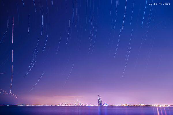 迪拜风景 摄影JIECO