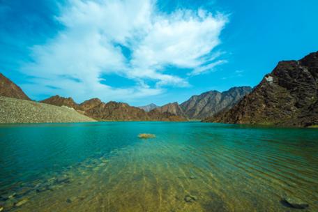 迪拜4个最好看的湖145