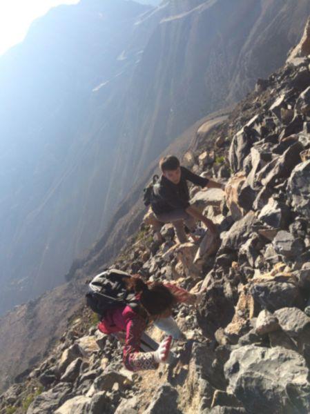 nEO_IMG_攀登阿联酋最高峰Jabal Jais山是一种什么体验520