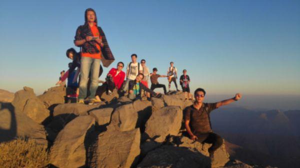 nEO_IMG_攀登阿联酋最高峰Jabal Jais山是一种什么体验760
