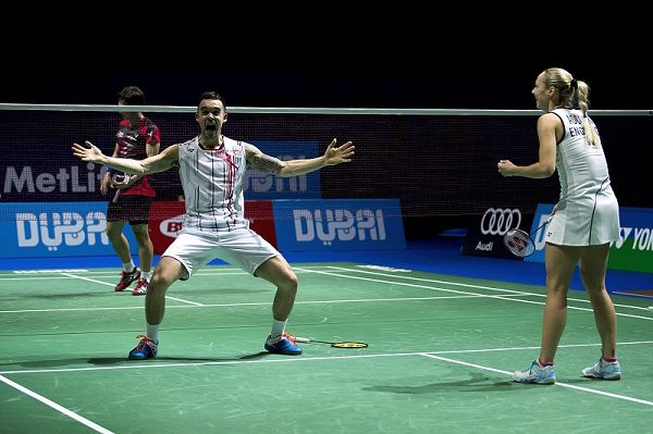 BWF Dubai World Superseries Finals - Day 5