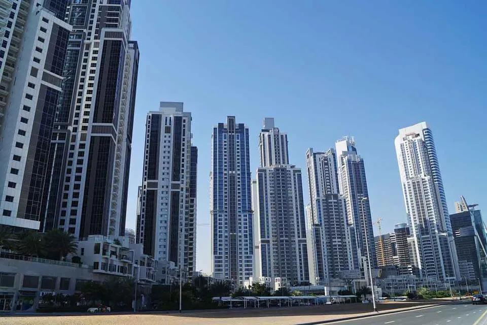 迪拜找房子